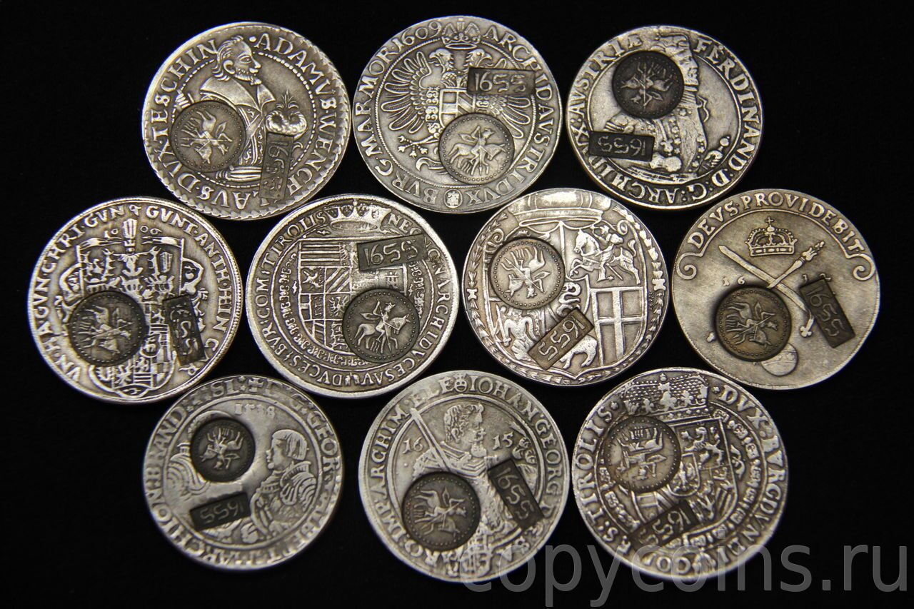 Ефимок с признаком 1655 года цена сколько стоят значки времен ссср