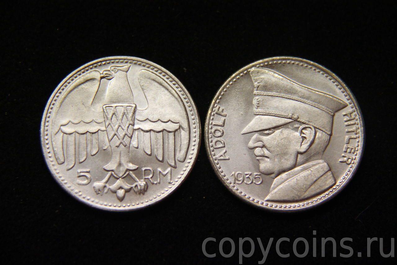 2 копейки 1935 год (нового образца)