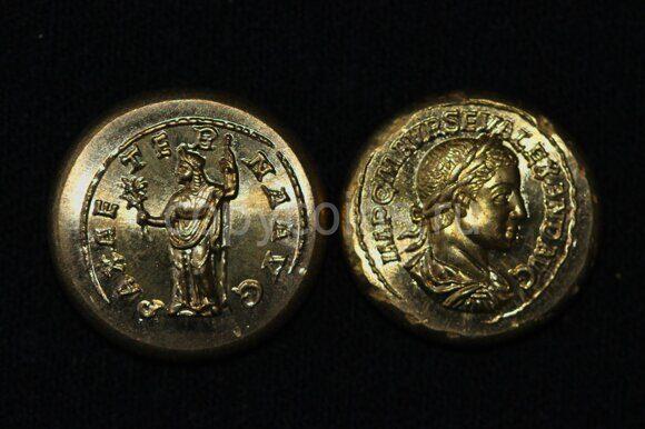 Древнеримаская монета №5 бронза