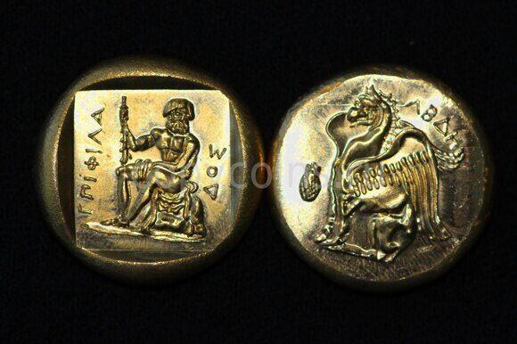 Древнеримаская монета №12 бронза
